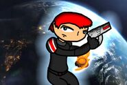 Commander Destiny Shepard