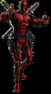 Deadpool Full Artwork