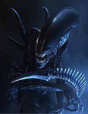 Alien vs. Predator (2004) - Alien