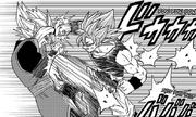 Goku vs Fused Zamasu