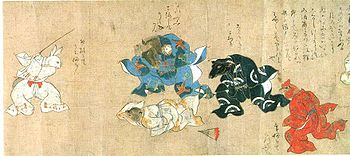 Japanese traditional furry art2