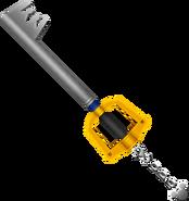 Kingdom Key KHII