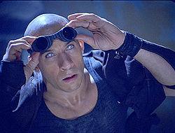 Riddick eyeshine