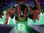 Biolizard in Sonic X
