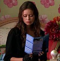 Cameron reading