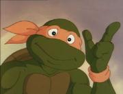 TMNT Michelangelo 1987