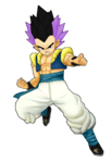 Gotenks by db own universe arts-d3h0g5s