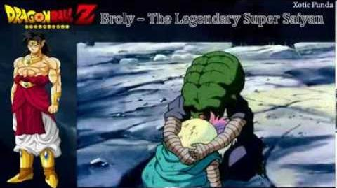 Dragonball Z Broly - The Legendary Super Saiyan (Full Movie)