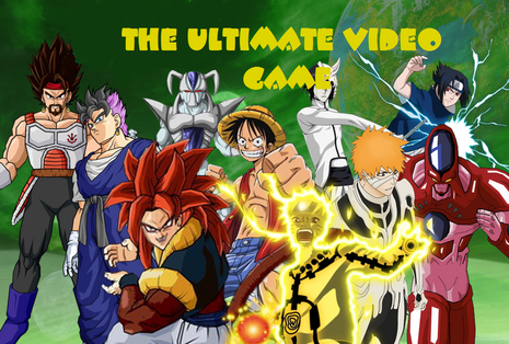 The Ultimate Vid Cover