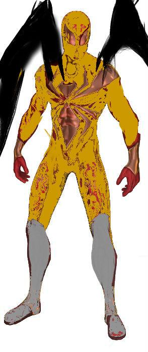 Heavy metal suit