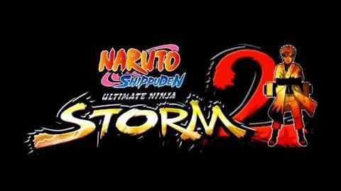 """Hidden Leaf Forest (Evening)"" - Naruto Shippuden Ultimate Ninja Storm 2"