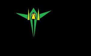 Arwing II tristar knights cornerian Military