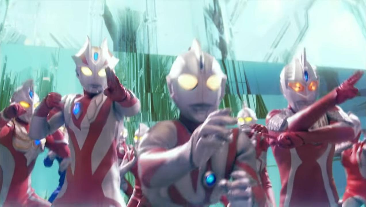 File:UltramanMax,Xenon,Neos and Seven21.png