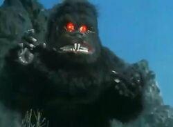Giant Karaju Gorilla