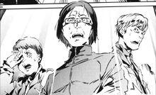 Mino, Saeki and Ando