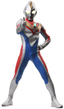Ultraman Dyna movie I
