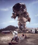 Musha v Ultraman Taro I