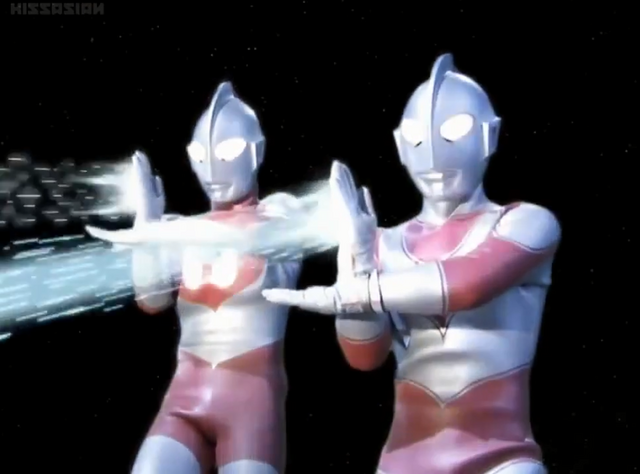 File:Ultraman & Jack in Mebius ep 50.png