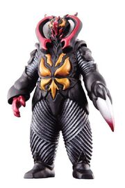 Fire Zetton Sofubi