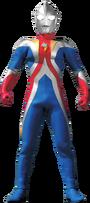 Ultraman Cosmos Charecter Eclips Mode