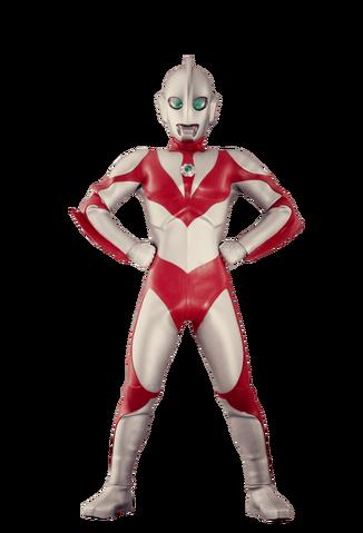 File:Ultraman Powered art I.png