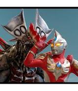 Eraga v Ultraman Max I