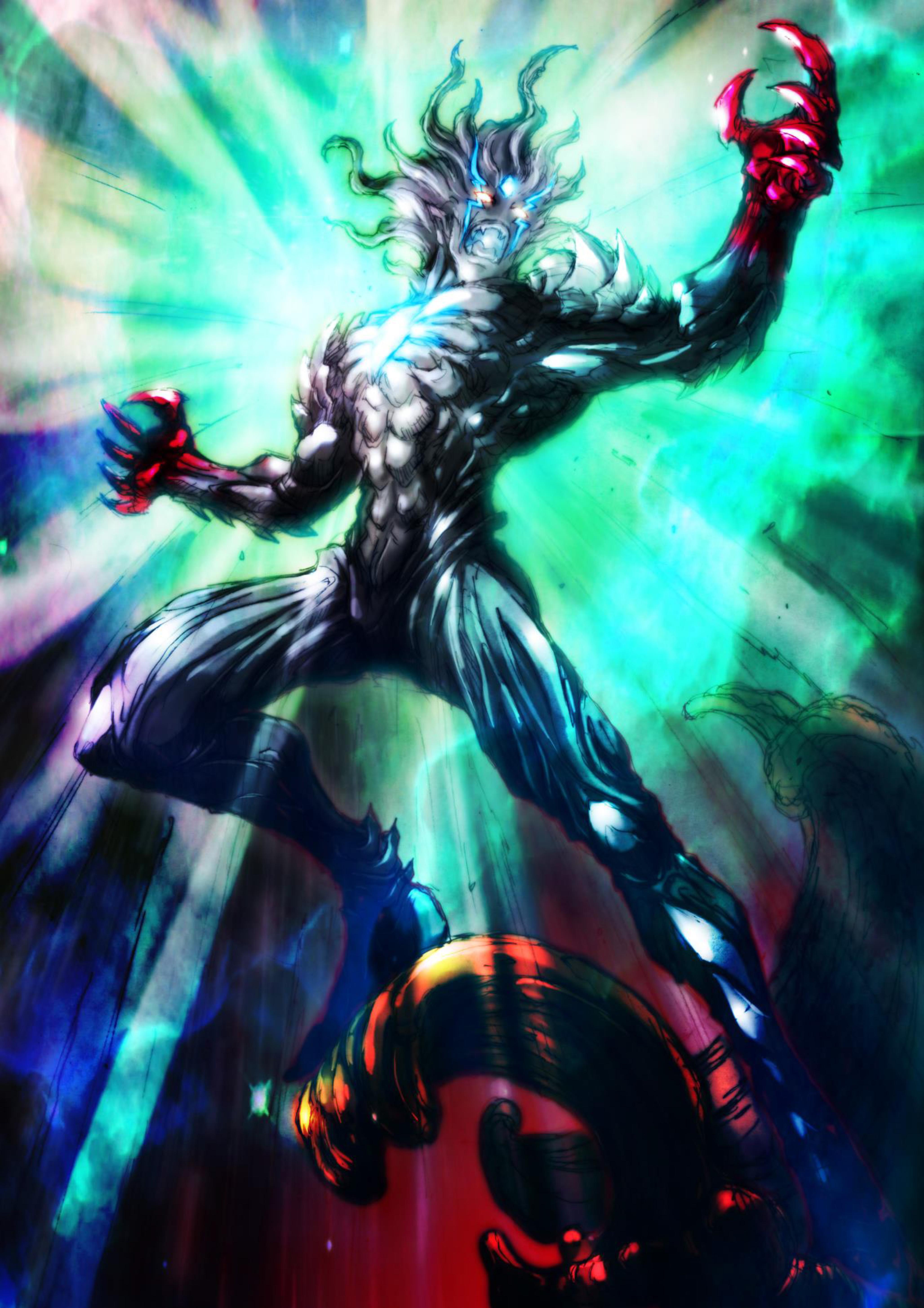 Ultraman Zero New Form Blast (Another Genesis...
