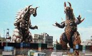 King Silvergon and King Goldras