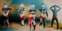 Ultraman Ace (character)/Gallery