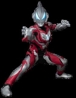 Ultraman Geed Primitive render