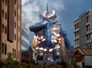 Alien Temperor of fire