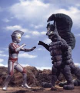 Machres v Ultraman Ace