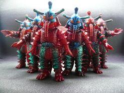 Alien Hipporito toys