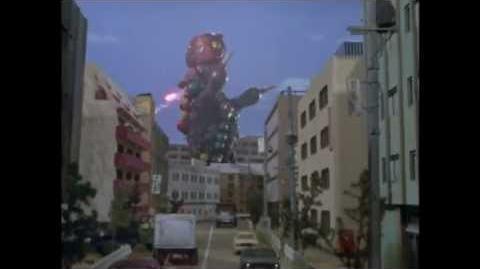 Go, Slow, Stop! Ultraman Ace vs Signalion