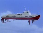 Alien Salome Flying Boat