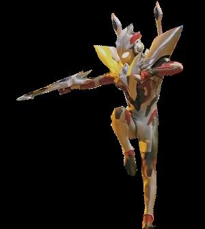 File:Ultraman X Zero Armor Render 1.png