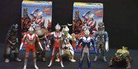 HG Series/Ultraman Sofubi Dou
