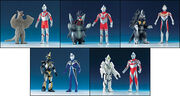 Ultraman Confrontation Set