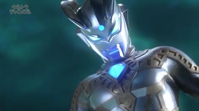 File:Shining Ultraman Zero watch his fallen of UFZ team.jpg