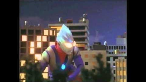 Ultraman Tiga vs Kyrieloid-1369447446