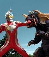 Geronga v Ultraman Max