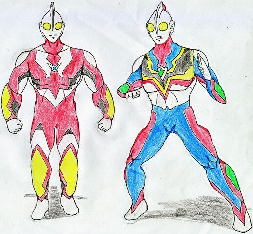 File:Ultraman ribut new forms.jpg