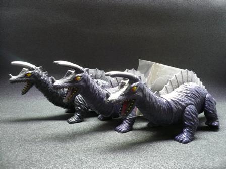 File:Kingsaurus III toys.jpg