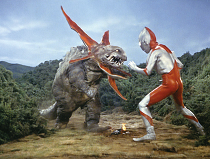 Ultraman Taro Monsters Gabora | Ultraman Wiki...