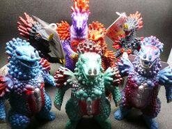 Velokron toys