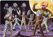 Ultra aliens