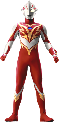 Mebius Burning Brave