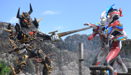 File:Ginga Victory & X Exceed vs Mold3.jpg