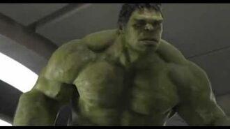 Hulk Vs Loki - Puny God-1