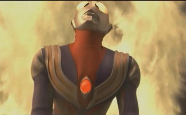 File:Daigo (Tiga) sacrificed himself to protects Rena.png
